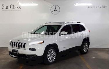 Jeep Cherokee Limited usado (2017) color Blanco precio $389,000