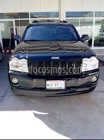 Foto venta Auto usado Jeep Cherokee Limited (2007) color Negro precio $125,000