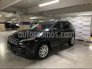 Foto venta Auto usado Jeep Cherokee Limited (2014) color Negro precio $244,900