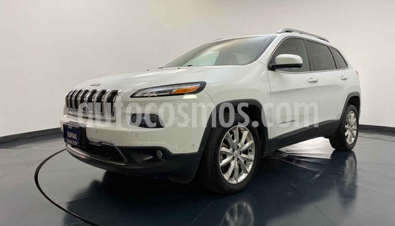 Jeep Cherokee TrailHawk usado (2017) color Blanco precio $412,999