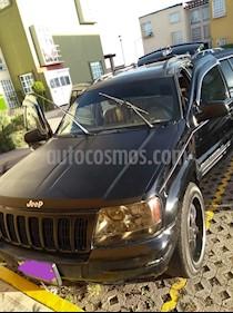 Jeep Cherokee Limited usado (2000) color Negro precio $58,500