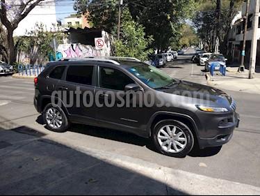 Jeep Cherokee Limited Premium usado (2014) color Negro precio $250,000