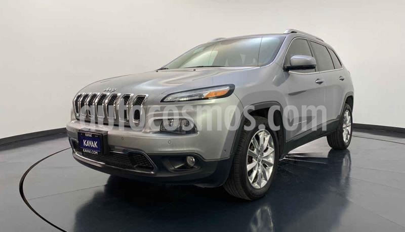Jeep Cherokee Limited usado (2014) color Gris precio $274,999