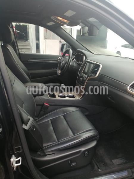 Jeep Cherokee Limited usado (2015) color Negro precio $380,000