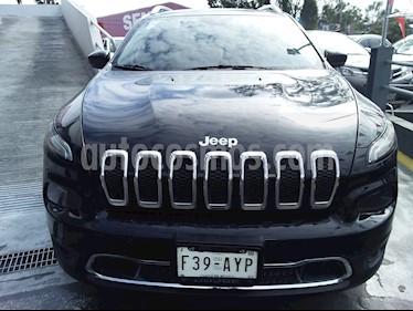 Foto Jeep Cherokee Limited usado (2014) color Negro precio $205,000