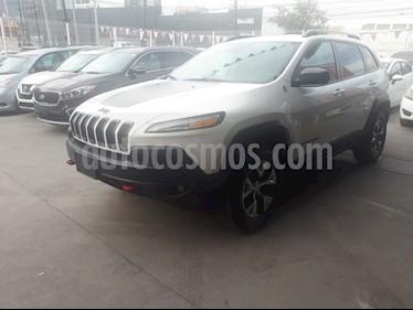 Jeep Cherokee TrailHawk usado (2017) color Blanco precio $420,000