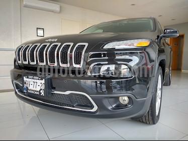 Jeep Cherokee Limited usado (2014) color Negro precio $245,000