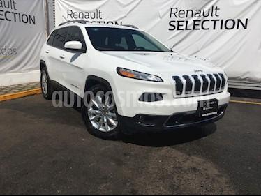 Jeep Cherokee Limited usado (2014) color Blanco precio $250,000