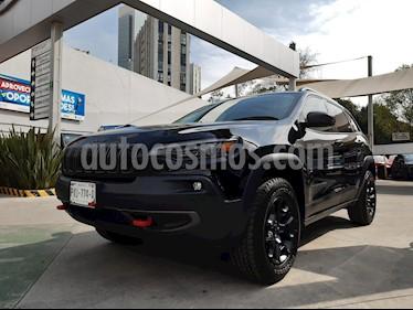 Jeep Cherokee TrailHawk usado (2019) color Negro Diamante precio $586,000