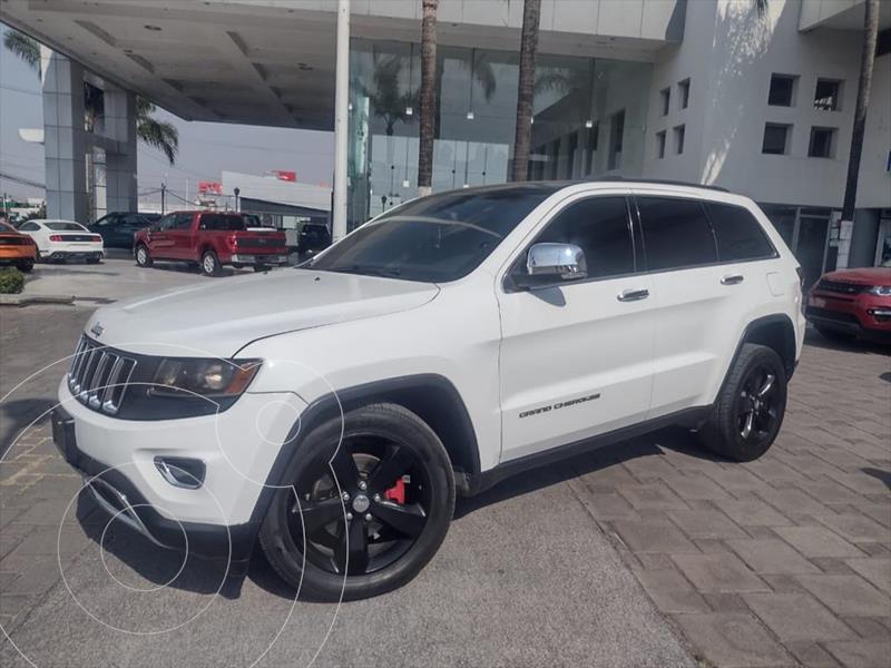 Foto Jeep Cherokee Limited usado (2014) color Blanco precio $315,000