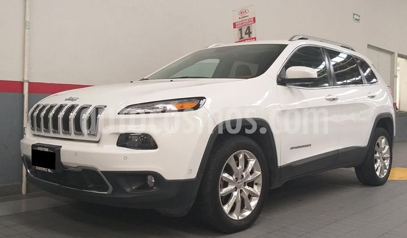 Jeep Cherokee Latitude usado (2014) color Blanco precio $233,000