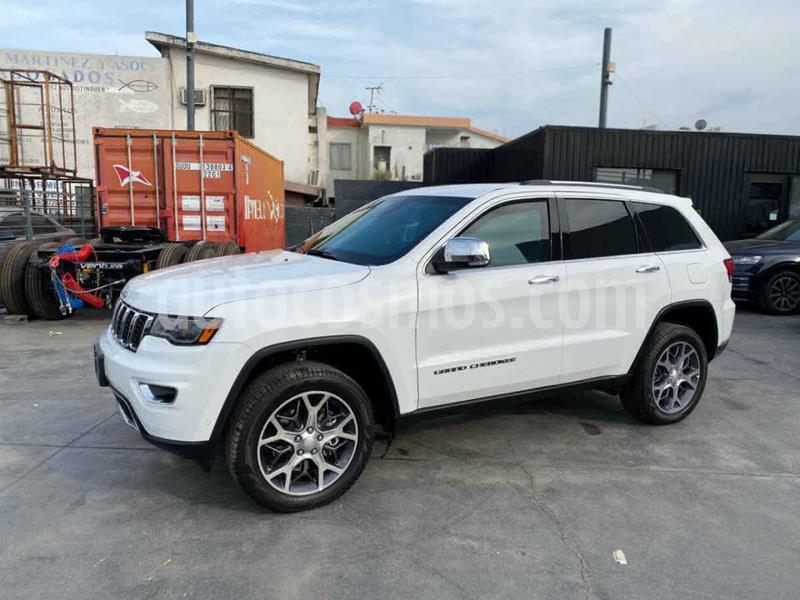 Jeep Cherokee Limited usado (2020) color Blanco precio $2,850,800