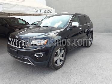Foto Jeep Cherokee Limited usado (2014) color Negro precio $340,000