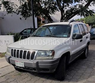 Foto venta Auto usado Jeep Cherokee Sport 4X2 (2003) color Blanco precio $64,000