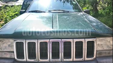 Foto venta Auto usado Jeep Cherokee Sport 4X4 (1996) color Verde precio $50,000