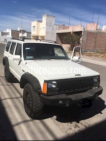 Foto venta Auto usado Jeep Cherokee Sport 4X4 (1996) color Blanco precio $64,999