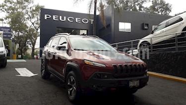 Foto venta Auto Seminuevo Jeep Cherokee TrailHawk (2017) color Rojo Cerezo precio $509,900