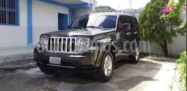 Jeep Cherokee Limited 3.7L Aut 4x2 usado (2009) color Verde precio u$s6.000