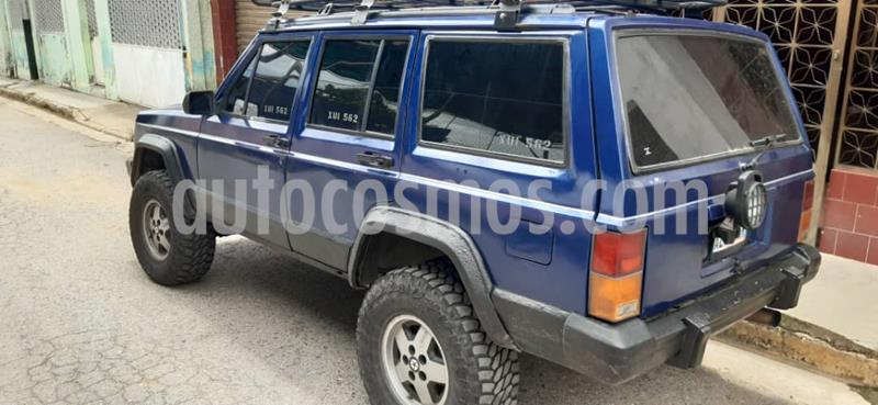 Jeep Cherokee Limited 3.7L Aut 4x4 usado (1992) color Azul precio BoF2.500