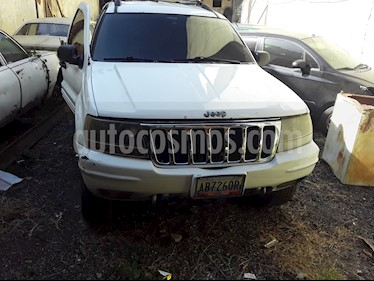 Jeep Cherokee Classic  Auto. 4x4 usado (1999) color Blanco precio BoF1.800
