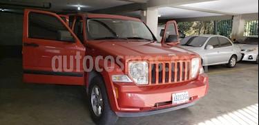 Jeep Cherokee Classic Auto. 4x2 usado (2009) color Naranja precio u$s8.600