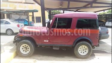 foto Jeep CJ7 TECHO DURO usado (1982) color Rojo precio u$s1.100