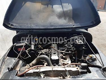Jeep CJ7 techo de lona usado (1981) color Negro precio u$s1.500