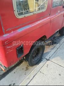 Jeep CJ7 TECHO DURO usado (1977) color Rojo precio u$s1.200
