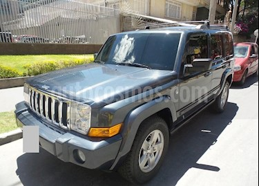 Jeep COMANDO CAMPERO- usado (2007) color Gris precio $20.000.000