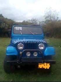 Jeep COMANDO CAMPERO- usado (1963) color Azul precio $9.000.000