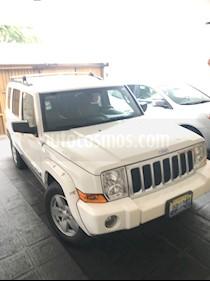 Foto Jeep Commander 5.7L 4x2 Limited Premium usado (2007) color Blanco precio $129,000