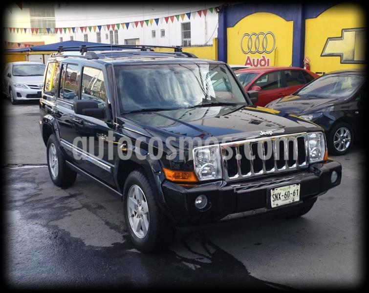 Jeep Commander 5.7L 4x2 Limited Premium usado (2007) color Negro precio $125,000