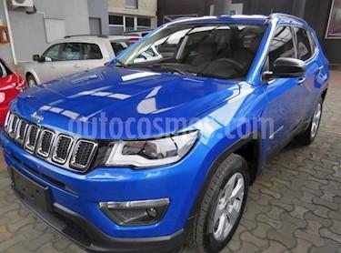 Foto venta Auto usado Jeep Compass 2.4 4x2 Sport Aut (2019) color Azul precio $1.370.000