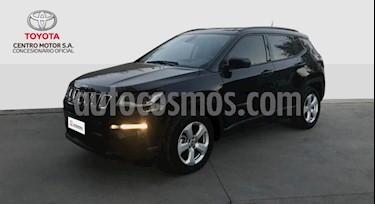 Foto venta Auto usado Jeep Compass 2.4 4x2 Sport (2018) color Negro precio $980.000