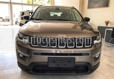 Foto venta Auto usado Jeep Compass 2.4 4x2 Sport (2019) color Gris Oscuro precio $1.534.000