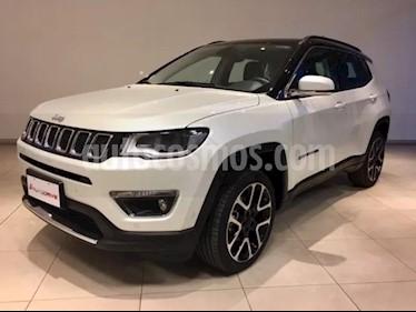 Foto venta Auto usado Jeep Compass 2.4 4x4 Limited Aut (2019) color Blanco precio $1.554.000