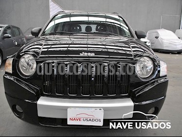Foto venta Auto Usado Jeep Compass 2.4 4x4 Limited (2007) color Negro precio $290.000