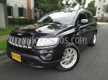 Foto venta Carro usado Jeep Compass 2.4L Limited (2011) color Negro precio $38.490.000