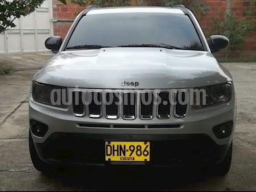 Foto venta Carro usado Jeep Compass 2.4L Sport (2011) color Plata precio $35.000.000