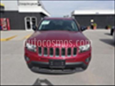 Foto Jeep Compass 4x2 Latitude Aut usado (2016) color Rojo precio $275,000