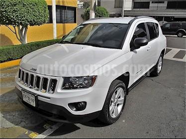 Foto venta Auto Seminuevo Jeep Compass 4x2 Latitude Aut (2015) color Blanco precio $199,900
