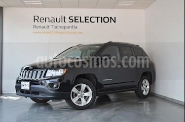 Foto venta Auto usado Jeep Compass 4x2 Latitude Aut (2014) color Negro precio $205,000