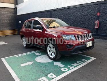 Foto venta Auto usado Jeep Compass 4x2 Latitude Aut (2014) color Rojo Cerezo precio $199,900