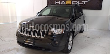 Foto Jeep Compass 4x2 Latitude Aut usado (2015) color Negro precio $203,850