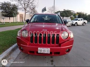 Foto venta Auto usado Jeep Compass 4x2 Latitude Aut (2007) color Rojo precio $95,000