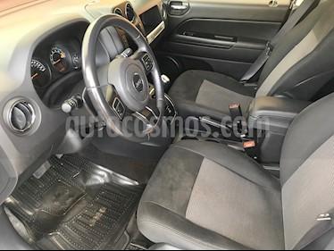Foto venta Auto usado Jeep Compass 4x2 Latitude Aut (2014) color Blanco precio $175,000
