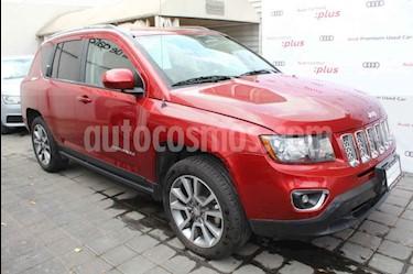 Foto venta Auto usado Jeep Compass 4x2 Latitude (2016) color Rojo precio $265,000