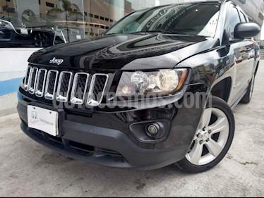 Foto venta Auto usado Jeep Compass 4x2 Latitude (2015) color Negro precio $215,000