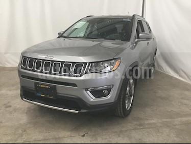 Foto venta Auto usado Jeep Compass 4x2 Latitude (2018) color Gris precio $377,900