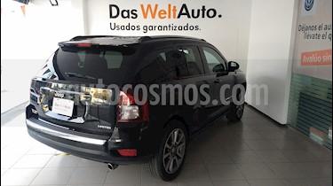 Foto venta Auto usado Jeep Compass 4x2 Limited Aut (2014) color Negro precio $219,900